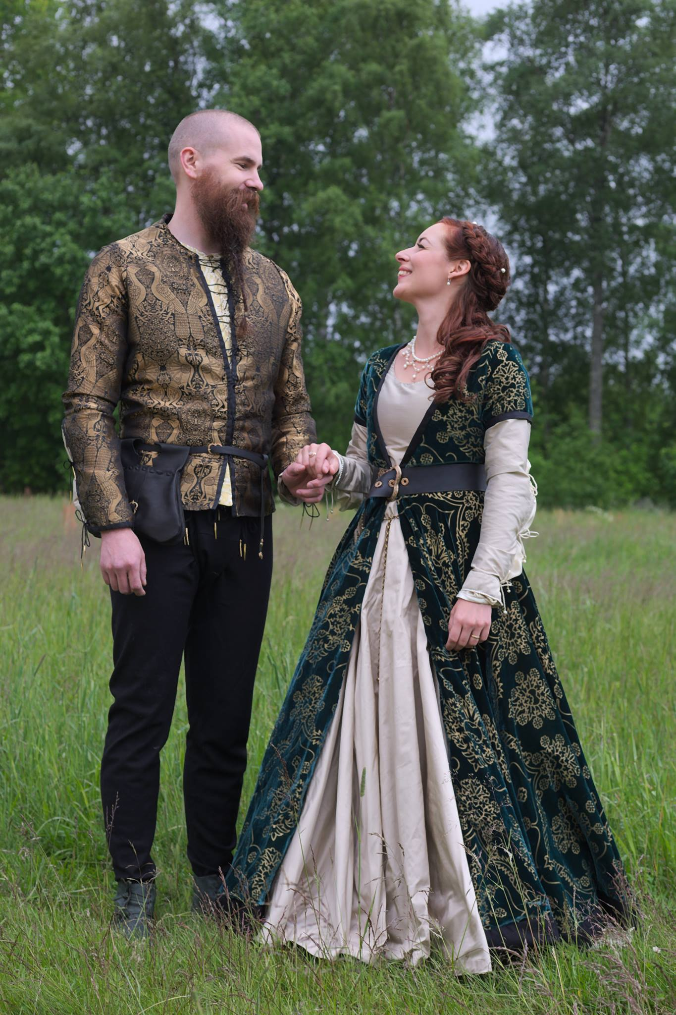 A Summer Update Medieval Wedding Handcrafted History